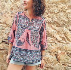 Tessuti Fabrics - Colette Tunic Top pattern