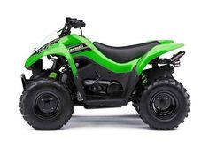 New 2016 Kawasaki KFX90 ATVs For Sale in South Carolina. 2016 Kawasaki KFX90, The KFX®90 ATV provides the ideal blend of size and performance for riders 12 and older that are stepping-up from a 50 cc ATV or just getting started.