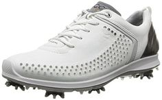 ECCO Womens Biom G2 Golf ShoeWhiteBuffed Silver39 EU885 M US *** Check out the image by visiting the link.(This is an Amazon affiliate link and I receive a commission for the sales)