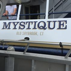 Mystique Boat Graphic Wrap Done By Sign Pro Inc.