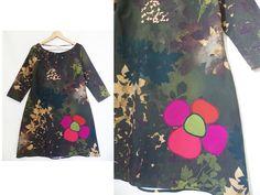 spring is back in town! Handmade Dresses, Denim, Spring, Tops, Women, Fashion, Moda, Fashion Styles, Fashion Illustrations