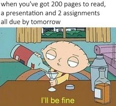 Hilarious 40 Weekend Memes That Comes With Guarantee Of Laughter Stewie Griffin, Bodybuilding Motivation, Meme Internet, Photo Humour, Medical Student, Cool Pictures, Funny Pictures, Funny Pics, Funny Quotes