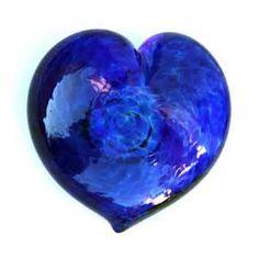http://picsant.com/303101543-cobalt-blue-blown-glass-heart.html