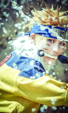 Jiro Naruto Uzumaki Cosplay Photo - Cure WorldCosplay