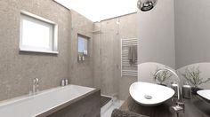 Alcove, Bathtub, Vanity, Bathroom, Ideas, Home, Standing Bath, Dressing Tables, Washroom