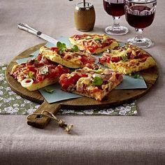 Bolivianische Pizza Rezept | LECKER