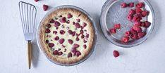 Vadelmapiirakka | Makeat leivonnaiset | Reseptit – K-Ruoka Something Sweet, Tiramisu, Acai Bowl, Pudding, Pie, Cupcakes, Baking, Breakfast, Ethnic Recipes