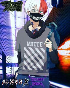𝕀 𝔽ℝ𝕀𝔾𝔾𝕀ℕ 𝕃𝕆𝕍𝔼 𝕋ℍ𝕀𝕊 𝕌𝔾ℍℍℍℍ (★^O^★) Anime Naruto, Anime Guys, Bape Wallpapers, Cyberpunk City, Trash Art, Naruto Wallpaper, Dark Anime, Buko No Hero Academia, Kirito