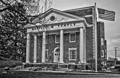 Masonic Temple in Westerville