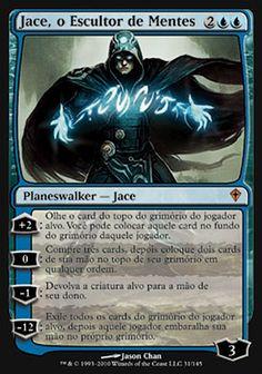 Jace, o Escultor de Mentes