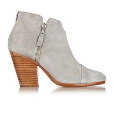 Boots femme daim Rag Bone