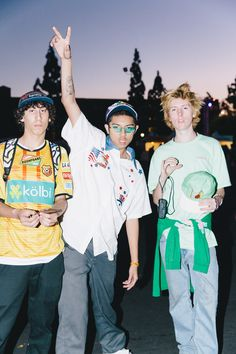 29 Pictures That Perfectly Encapsulate Camp Flog Gnaw's Insane Style Camp Flog Gnaw, Tyler The Creator, Coachella, Fasion, Fashion Photography, Camping, My Style, Pictures, Concerts