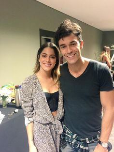 Martina Stoessel News Violetta And Leon, Violetta Live, Celebrity Singers, Celebrity Crush, Disney Channel, Martini, Mariano Martinez, Light Of My Life, Beautiful Soul