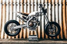 2017 Husqvarna 501 Street Tracker by Loonics (@loonics) - #LOON #motorcycles #streettracker #motos   caferacerpasion.com