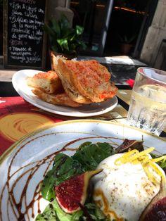 burrata-elsa-y-fred #Restaurant #elborn #Elsayfred #Bracelone