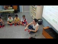 """Pizzicato de """"Sylvia"""" (Leo Delibes) - 5 años A Kindergarten Music, Teaching Music, Music For Kids, Art For Kids, Music Activities, Song Time, Elementary Music, Songs To Sing, Music Classroom"""