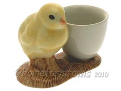 Chick Egg Cup - Home Farm Fowls