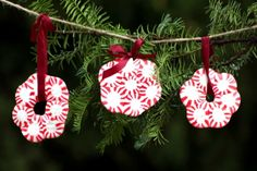 10 last minute christmas ornaments kiwico within homemade christmas ornaments