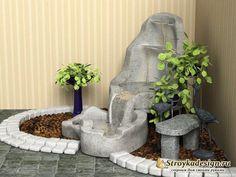 Лучшее украшение для дома – декоративный фонтан!