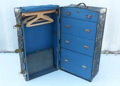 Steamer Trunk, Dresser, Trunks, Vintage Fashion, Display, Instagram Posts, Travel, Furniture, Home Decor