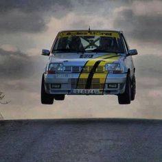 Renault Super 5 GT Turbo #GTurbo #RallyCar