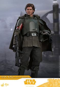 Solo: A Star Wars Story  Han Solo (Mudtrooper) Collectible Figure Coming Soon