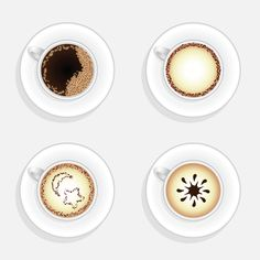Quick Tip: How To Create a Cup Of Coffee in Top View | Vectortuts+