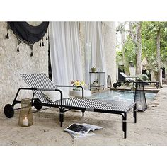 43 Best Outdoor Chaise Lounges Images Chaise Lounge Chairs Chaise
