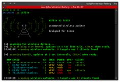 Wifite (Automating WiFi Cracking Script ) is a Linux platform tool(comes pre-installed on Kali, Backtrack,Kali linux)...
