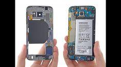 Как разобрать Samsung Galaxy S6 G920F