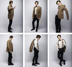11th Doctor - Season 6 Outfit