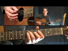Can't Help Falling in Love Guitar Lesson - Elvis Presley - YouTube