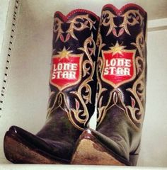 Lone Star Beer on