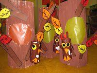 Locatie Reitdiep onderbouw: november 2010 Fall Crafts, Diy Crafts, 4 Kids, Art Plastique, Toddler Crafts, November, Frozen, Easy Diy, Disney Characters