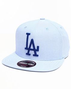 Los Angeles Dodgers The Sound Strapback Hat by American Needle @ DrJays.com