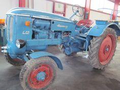 Reinstahl Hanomag Typ : C. 224 Traktor Schlepper für Bastler motor läuft | eBay