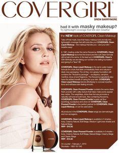 2010 - Clean Makeup