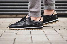 Nike Cortez Leather 'Black/Gum' - EU Kicks: Sneaker Magazine