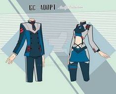 Outfit Adoptables # (Close) by gc-adopt on DeviantArt Character Description, Drawing Tools, Adoption, Deviantart, Artist, Outfits, Collection, Fashion, Outfit