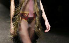 Milan Fashion Week - PRADA - Autumn-Winter Fall Winter, Autumn, Milan Fashion, Prada, Lifestyle, Hair Styles, Beauty, Hair Plait Styles, Fall Season