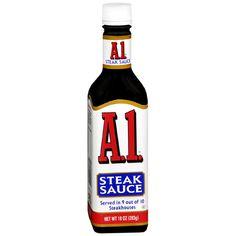Homemade A1 Sauce