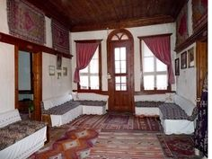 One type of traditional Ottoman house