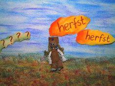 Herfst herfst wat heb je te koop? The movie. Drama For Kids, Music For Kids, Diy For Kids, Preschool Crafts, Winnie The Pooh, Seasons, Disney Characters, Youtube, Sheet Music