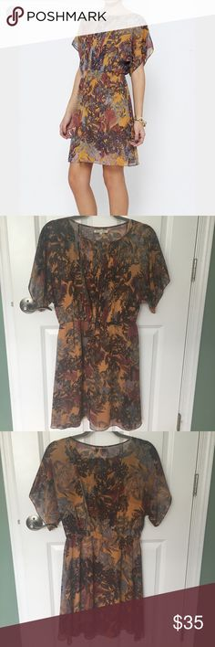 Madewell Broadway & Broome Floral Silk Dress Clearing out closet/reselling posh items that unfortunately didn't work out. Reposhing as it was a little too big for me.  • No trades please. • No PP please.  • I offer bundle discounts!  • Open to negotiating. :)  • Feel free to ask q's. :) Madewell Dresses