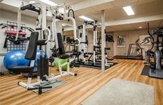 58 Awesome Ideas For Your Home Gym. It's Time For Workout | Daily source for inspiration and fresh ideas on Architecture, Art and Design