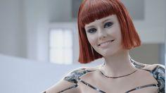 SUPER BOWL COMMERCIAL 2013: FORMER MISS USA ALYSSA CAMPANELLA STARS AS A 'HOTBOT' FUTURISTIC ROBOT TO INTRODUCE KIA MOTORS NEW 2014 FORTE COMPACT SEDAN