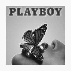 'b&w vintage playboy magazine' Photographic Print by Avery Miner Black Aesthetic Wallpaper, Black And White Aesthetic, Aesthetic Colors, Aesthetic Collage, Aesthetic Backgrounds, Aesthetic Grunge, Aesthetic Vintage, Aesthetic Pictures, Aesthetic Wallpapers