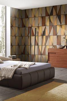 Cubist Style Wallpaper