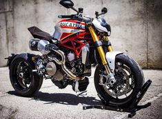 "Ducati Monster 1200 ""Siluro"" Custom by XTR Pepo"