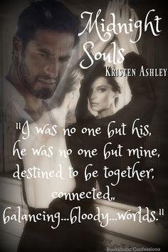 Diana's Confessions: Midnight Soul (Fantasyland, #5) ~ Kristen Ashley